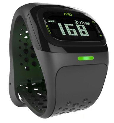Mio Alpha 2 Bluetooth Sportuhr für 99,95€ (statt 123€)