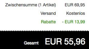 bugatti Refito Schnürschuhe für 55,96€ (statt 70€)