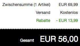 Hilfiger Denim Herren Parka für 56€ (statt 70€)