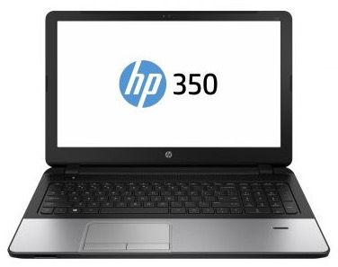 HP 350 G2 L8B05ES   15 Zoll Office Notebook für 251€