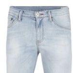 Tommy Hilfiger Bleached 5-Pocket-Jeans Straight Fit für 36€ (statt 66€)
