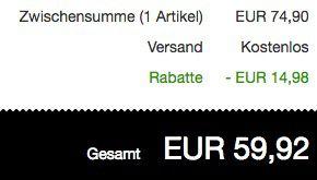 Bildschirmfoto 2016 09 03 um 09.35.38 Nike Kaishi 2.0 Herren Sneaker für 59,92€ (statt 68€)