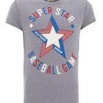 """Hilfiger Denim T-Shirt mit """"Superstar"""" Print für 13,60€ (statt 20€)"""