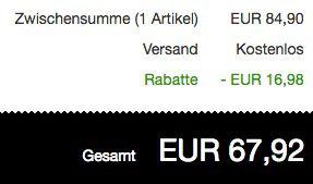 Nike Zoom SB Stefan Janoski Canvas Sneaker für 67,92€ (statt 80€)