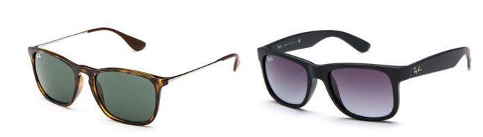 Ray Ban Sonnenbrillen Sale bei eBay + 20% Gutschein   z.B. Ray Ban RB4181 für 71,99€ (statt 82€)