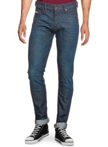 Diesel Herren Stretch Jeans Slim Carrot für 69,99€