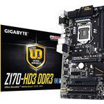 Gigabyte GA-Z170-HD3 Mainboard Sockel 1151 für 69€(statt 83€)