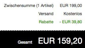 bruno banani Clapton Herren Lederjacke für 159,20€ (statt 200€)