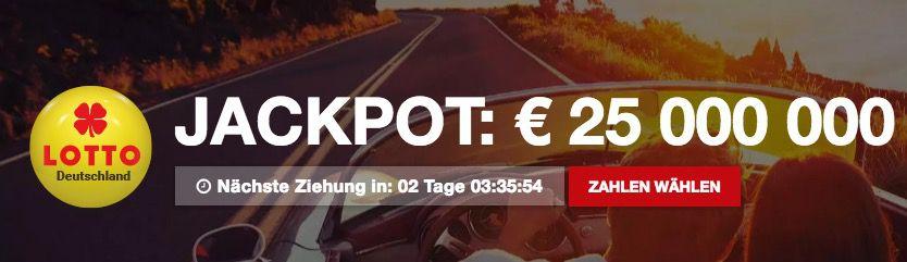 Bildschirmfoto 2016 09 05 um 14.19.04 2 Lotto Tipps 6aus49 (25 Mio € Jackpot) + 30 Rubbellose nur 2,49€ bei Lottopalace