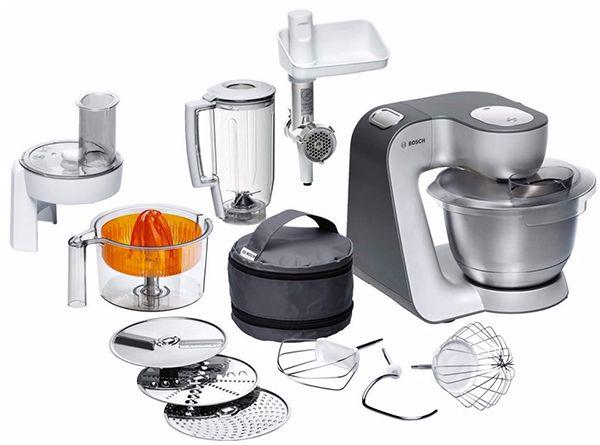 Bosch MUM56Z40 Küchenmaschine + Zubehör für 168,90€(statt 226€)