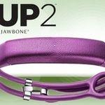 TOP! Jawbone UP2 mit 2 Schubladenverträgen für 4€ (statt 45€)