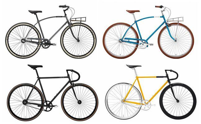 Creme Cycles Fahrrad Sale bei vente privee   z.B. 28″ Glider Solo für 471€ (statt 699€)