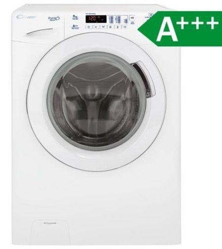 Bildschirmfoto 2016 09 07 um 08.31.51 Candy GSV 139 D3 Waschmaschine (9kg, A+++) für 249,90€ (statt 329€)