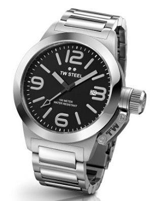 Schnell! TW Steel Metal Bracelet TW 300 Damen Armbanduhr für 70€ (statt 209€)