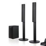 LG LHB645 – 3D Blu-ray 5.1 Heimkinoanlage für 194€ (statt 270€)