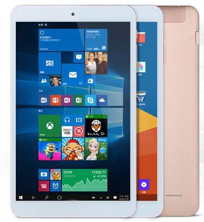 Onda V80 Plus   8 Zoll Full HD Tablet mit 32GB + Dual Boot für 80,60€