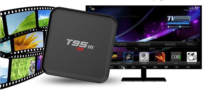 Sunvell T95M   4K HD TV Box mit Android 5.1 für 32€ (statt 40€)
