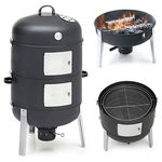 Barbecook Smoker XL Räucherofen für 94,99€ (statt 110€)