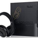 Aureol Real Black Edition Kopfhörer für 62,99€ (statt 79€)
