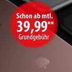 iPhone 7 Tarife bei LogiTel ab 39,99€ mtl. – iPhone 7 ohne Tarif ab 799€