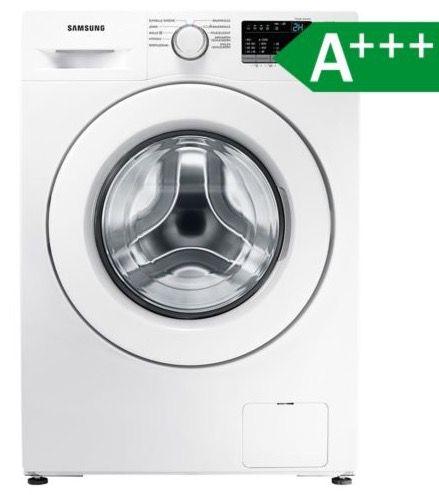 Samsung WW80J34D0KW/EG Waschmaschine 8kg A+++ für 269,10€ (statt 479€)   KNALLER