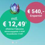 Sparkabel 120 Mbit/s + Festnetz-Flat für eff. 16€ mtl. oder mit PS4 für 22€ mtl.