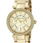 Michael Kors Parker Damen-Armbanduhr für 119,95€ (statt 135€)