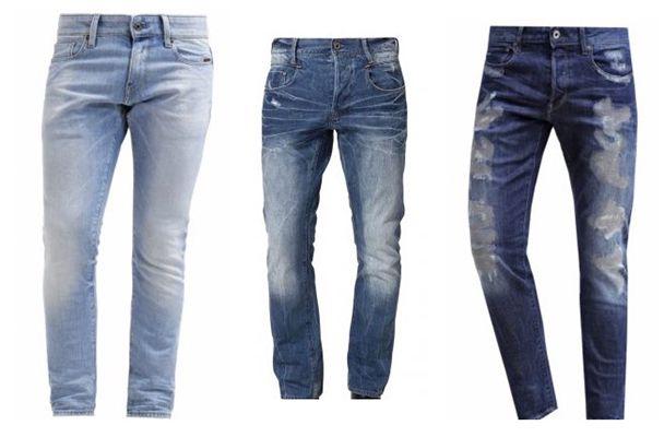 G Star Sale mit bis zu 75% Rabatt   z.B. Jeans ab 39€