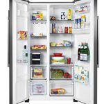 Medion MD 37129 Side-by-Side Kühlschrank mit Wasserspender für 650€ (statt 899€)