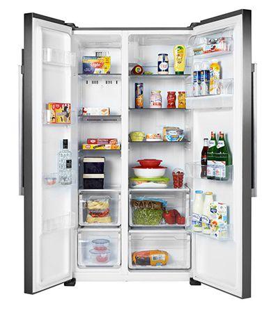 Medion MD 37129 Side by Side Kühlschrank mit Wasserspender für 539,10€ (statt 810€)
