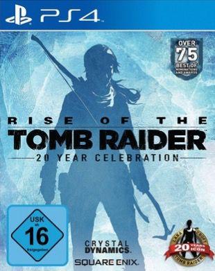 Bildschirmfoto 2016 09 12 um 14.02.36 Rise of the Tomb Raider PS4 Jubiläums Edition für 31,50€ (statt 43€)