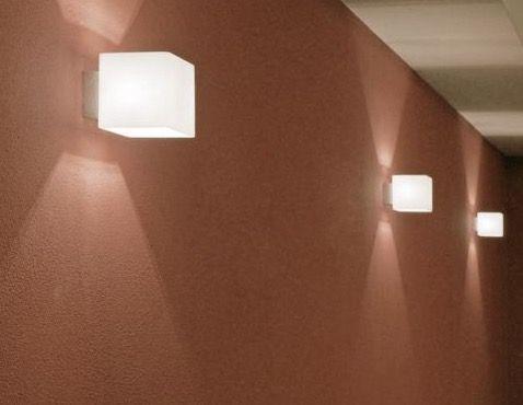 s.LUCE Natch Wandlampe mit Opalglas für 15,99€ (statt 25€)