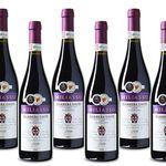 6 Flaschen Miliasso Barbera d'Asti DOCG Superiore für 35,94€