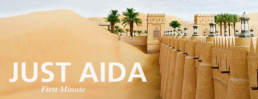 Ab 14 Uhr: 7 Tage AIDA Kreuzfahrt Dubai / Abu Dhabi + Flüge ab 899€ p.P.