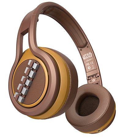 Ausverkauft! SMS Audio Star Wars Chewbacca On Ear Kopfhörer für 39,99€ (statt 98€)