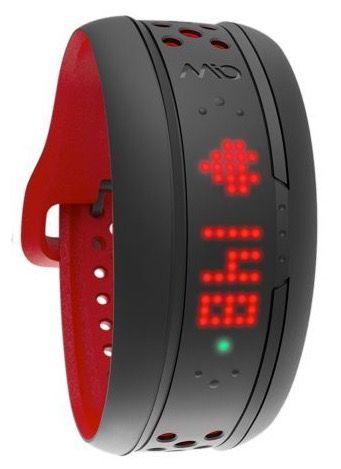 Mio FUSE Activity  und Schlaf Tracker mit Herzfrequenzmessung für 75,95€ (statt 98€)