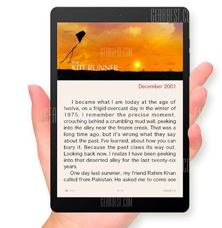 Teclast X89 Kindow   7,5 Zoll eBook Reader mit Dual Boot für 67€ (statt 100€)