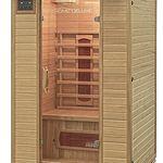 Home Deluxe Infrarotkabine aus Massivholz für 729,90€ (statt 814€)