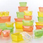 50-teiliges GOURMETmaxx Frischhaltedosen-Set für 24,99€ (statt 30€)
