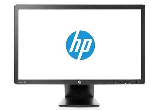 HP EliteDisplay E231   23 Zoll Full HD Monitor mit Pivot für 98,90€ (statt 241€)