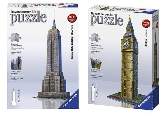 Bildschirmfoto 2016 09 16 um 14.44.01 Ravensburger 3D Puzzle Sets für je 12,93€ (statt 19€)