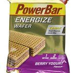 Powerbar Energize Wafer Bar (12x40g) für 8,99€ (statt 18€) – MHD 31.10.2016