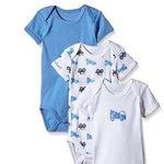 NameIt Sale mit bis zu 50% Rabatt – z.B. 3er Set Baby-Bodies ab 6,47€