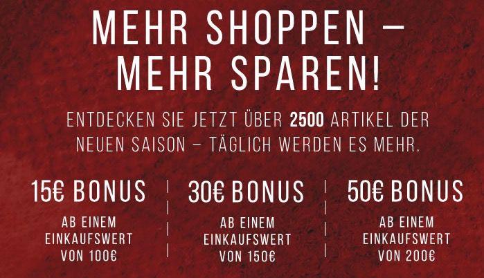 Bildschirmfoto 2016 09 19 um 13.05.59 Tom Tailor mit bis zu 50€ Rabatt   auch auf Reduziertes!