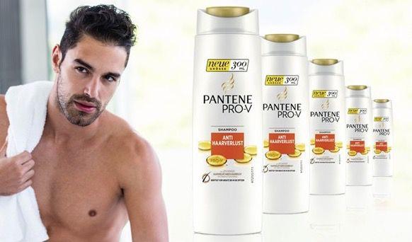 5er Pack Pantene Pro V Shampoo Anti Haarverlust für 11,99€ (statt 17€)