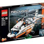 Lego Technic Schwerlasthubschrauber für 83,99€ (statt 94€)