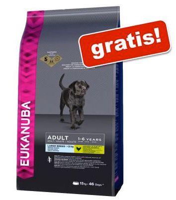 Bildschirmfoto 2016 09 20 um 11.50.17 Gratis 3kg Eukanuba Adult Large Breed Huhn Hundefutter ab 14€ MBW