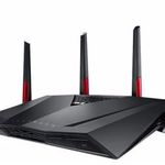 Asus RT-AC88U AC3100 WLAN Router für 246,51€ (statt 289€)