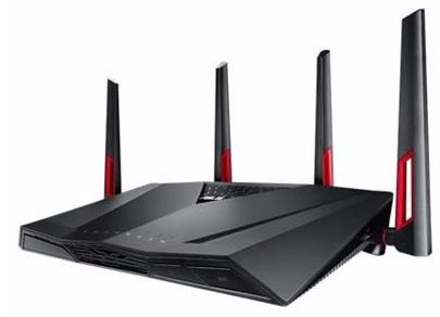 Asus RT AC88U AC3100 WLAN Router für 229€ (statt 283€)