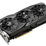 ASUS GeForce STRIX GTX 1080 A8G Grafikkarte inkl. Watch Dogs 2 für 629€ (statt 704€)
